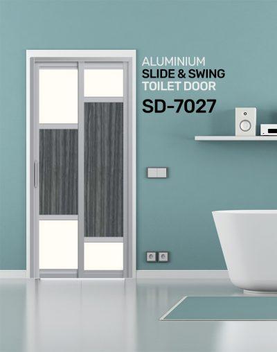 SD 7027 HDB Toilet Door