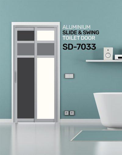 SD 7033 HDB Toilet Door Design