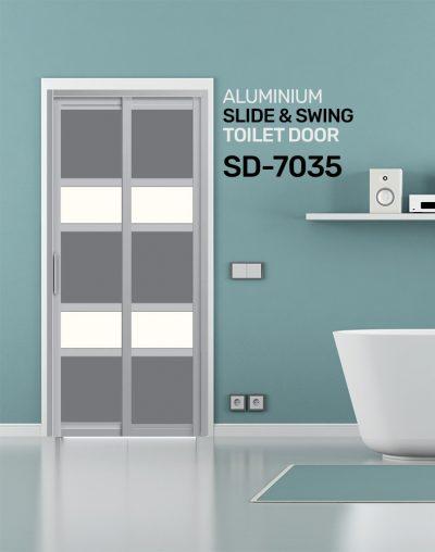 SD 7035 Toilet Door Lock