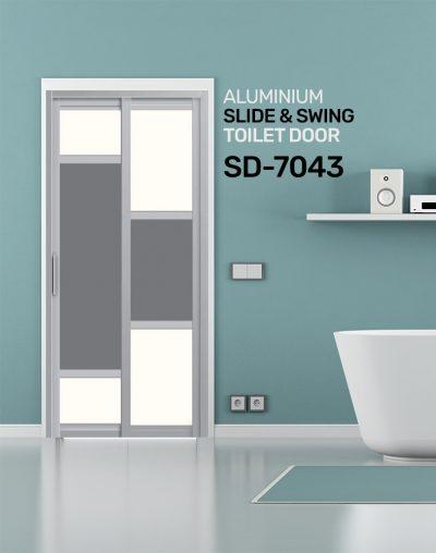 SD 7043 HDB Toilet Door Design