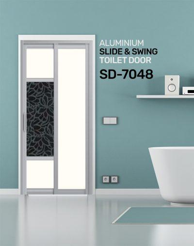 SD 7048 HDB Toilet Door