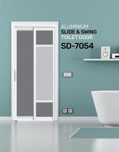 SD 7054 Toilet Door Singapore HDB