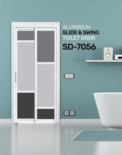SD 7056 Condo Toilet Door