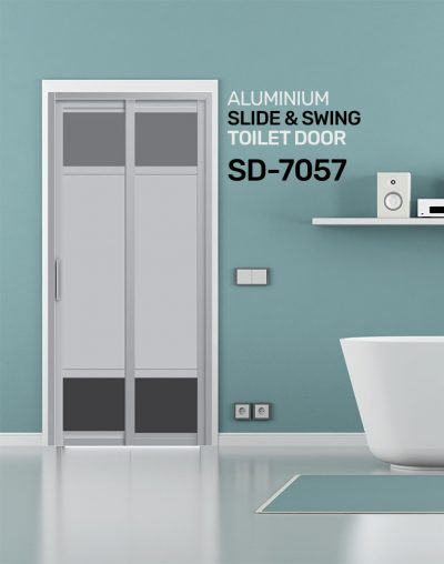 SD 7057 HDB Toilet Door Design