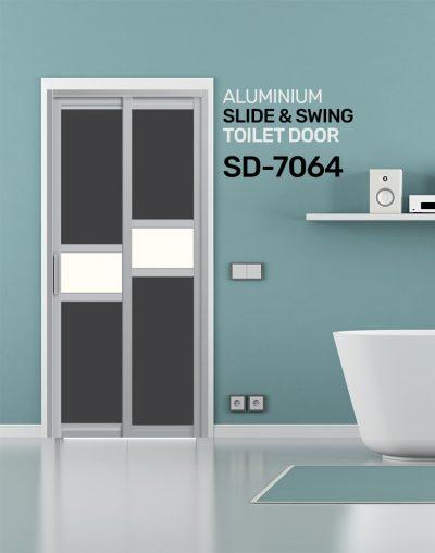 SD 7064 HDB Toilet Door Design
