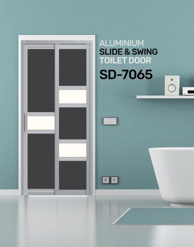SD 7065 Toilet Door Design