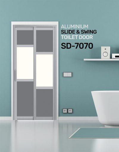 SD 7070 Toilet Door Lock