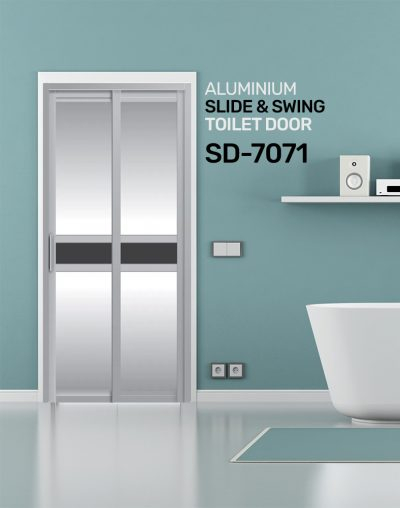 SD 7071 Condo Toilet Door