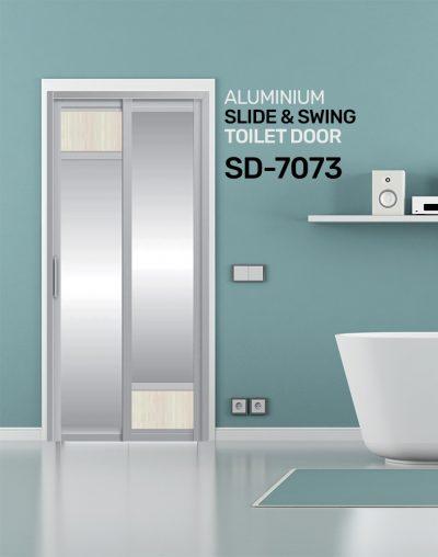 SD 7073 HDB Toilet Door