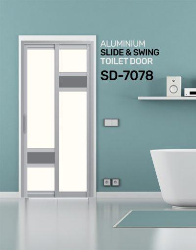 SD 7078 Toilet Door Singapore