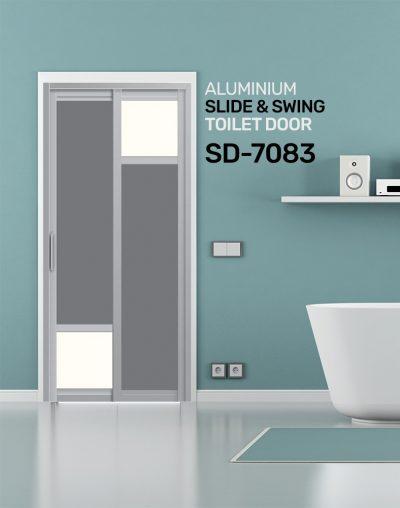 SD 7083 Toilet Door Shop