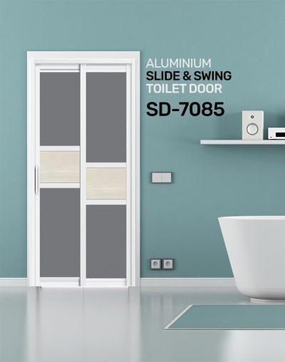 SD 7085 Toilet Door Design