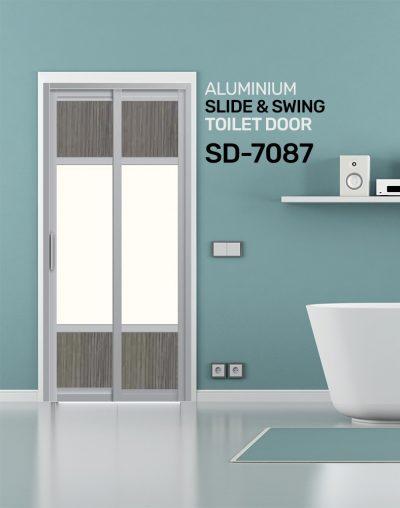 SD 7087 Condo Toilet Door