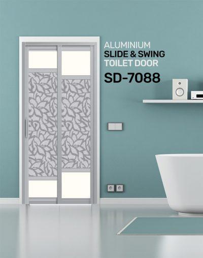SD 7088 Toilet Door Design