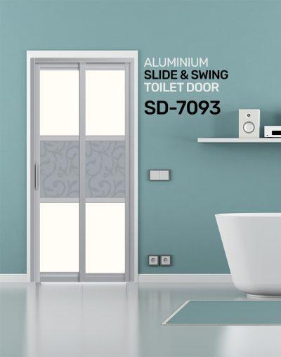 SD 7093 HDB Toilet Door Design