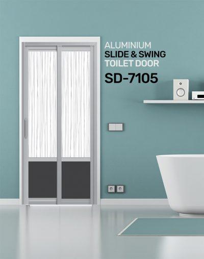 SD 7105 Toilet Door Singapore