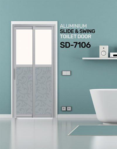 SD 7106 Toilet Door Singapore HDB