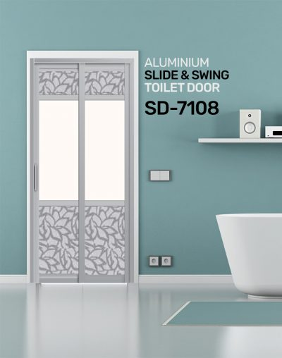 SD 7108 HDB Toilet Door