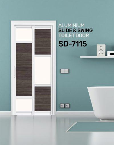 SD 7115 Condo Toilet Door