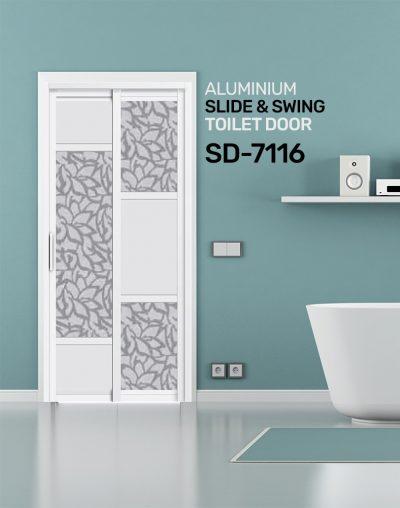 SD 7116 Toilet Door Singapore