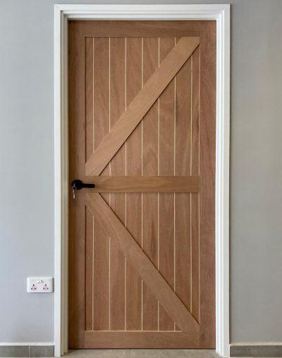 Barn Bedroom Door