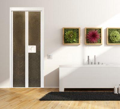 VFold Toilet Door Design