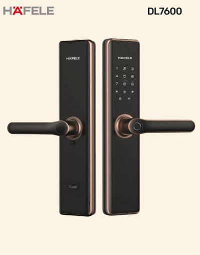 Hafele Digital Door Lock DL7600