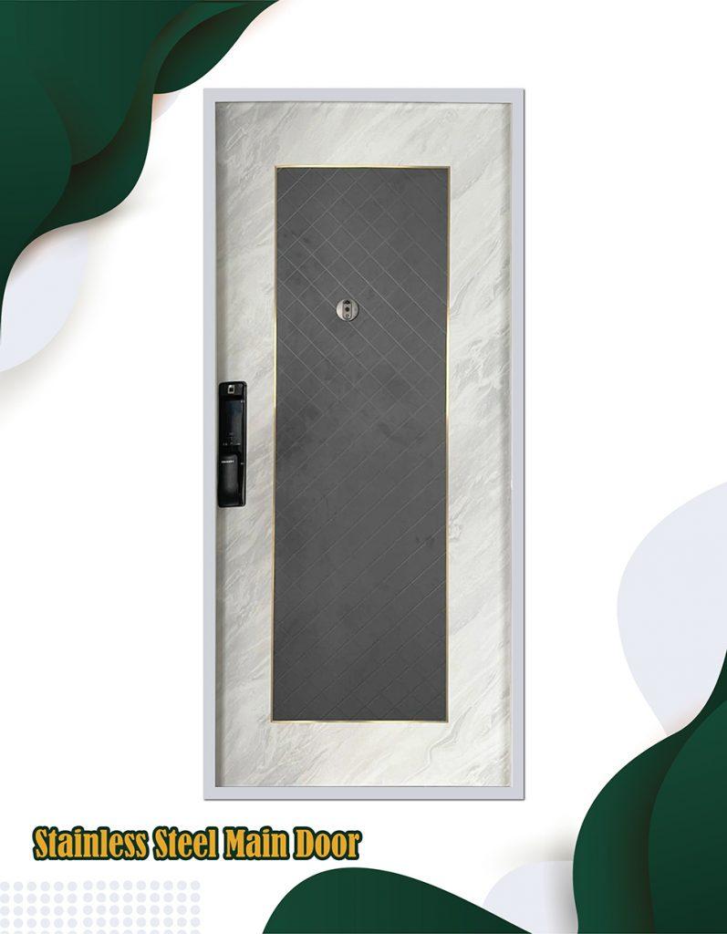 single-tone-laminate-main-door-design-singapore